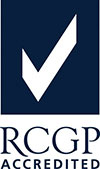 RCGP Accredited Course Logo