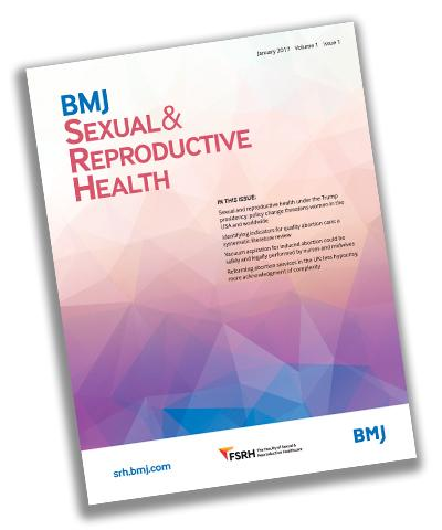 BMJ SRH 2018 Front Cover