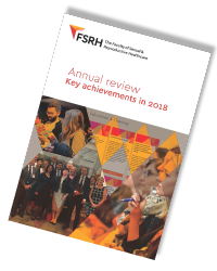 2018 FSRH Annual Review