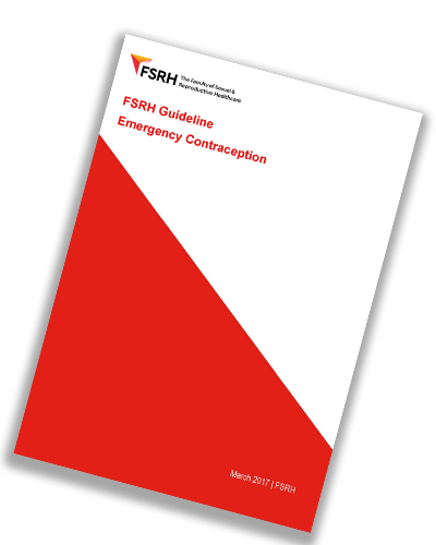 FSRH launches new Emergency Contraception guideline